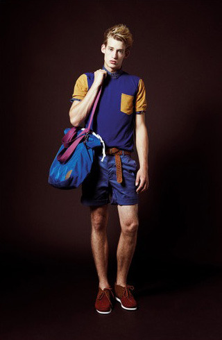 M.Grifoni Men's Denim S/S 2012 lookbook