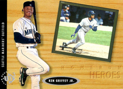 Ken Griffey Jr. - Nike Air Griffey Max