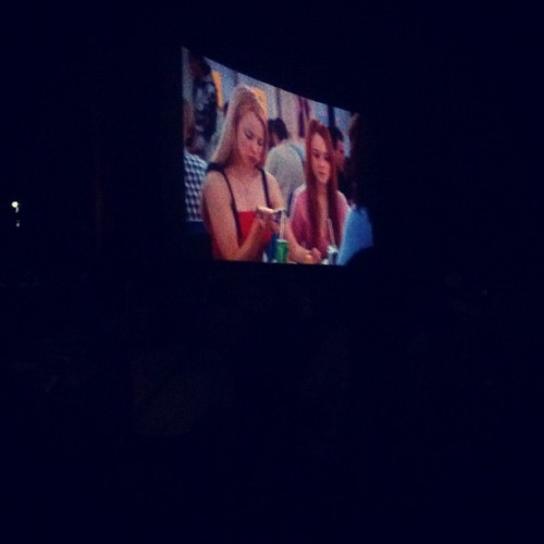 Outdoor mean girls… (Taken with instagram)