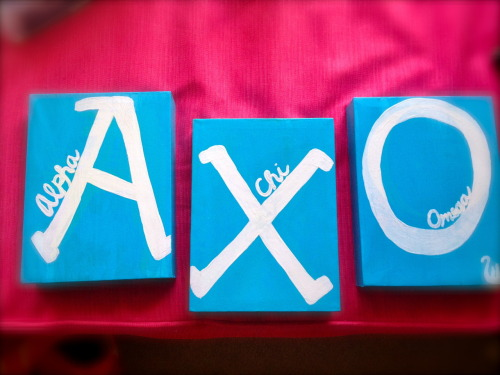 Alpha Chi Omega. Friendships that will last a lifetime.