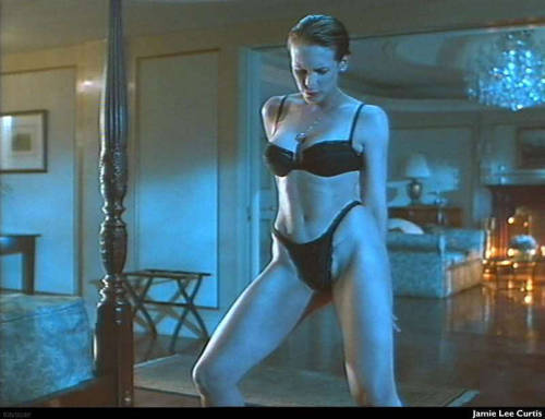 Jamie Lee Curtis topless and in bra and pantyfree nude picturesLink to photo & video: bit.ly/LtCAuN