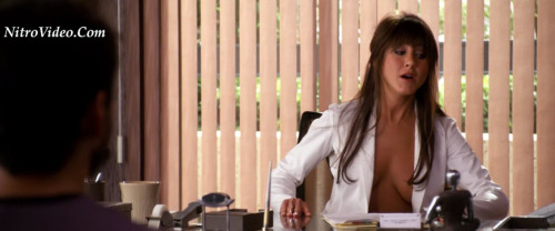 Jennifer Aniston braless in laced pantiesfree nude picturesLink to photo & video: bit.ly/Jlyp1L