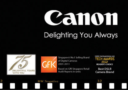 PC Show 2012 promotions: Canon Canon will be at the PC Show 2012 at Suntec Singapore at Level 4, Hall 404 and 403, Booth A2016.Here are their promotions brochures for printers, inks, DSLRs, camera and camcorders.