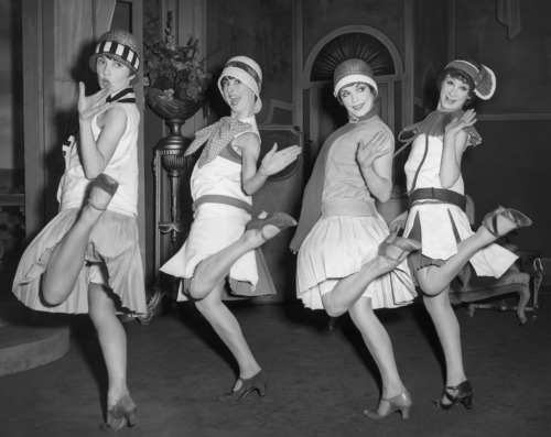 Roaring Twenties and the Flappers