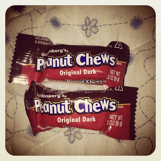 Remember these? #chocolate #candy #midnightsnack Don't judge me! Lol #nomnomnom (Taken with instagram)