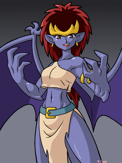 Demona by *rongs1234