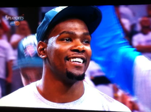 Kevin durant is king