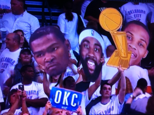 OKC slays everybody!