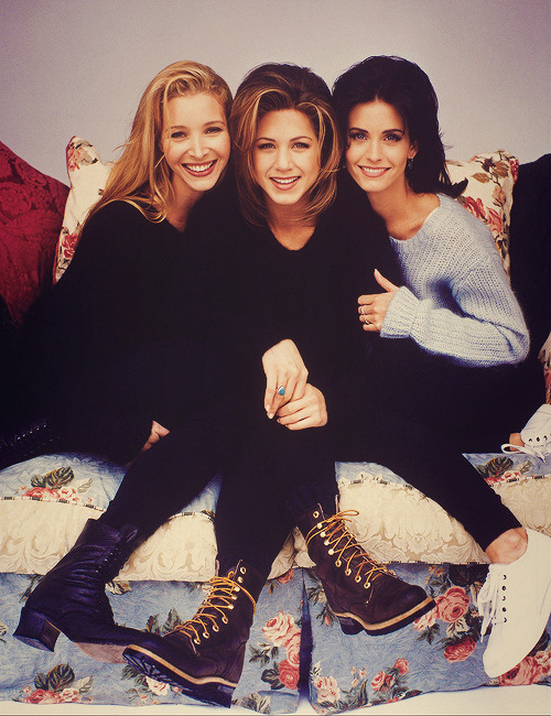 15 photos of the cast of Friends - 2/15