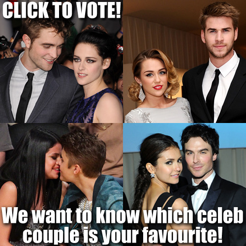 Click here to vote in our poll!