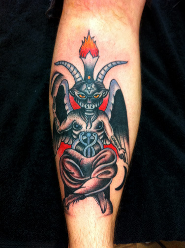 Robert Ryan- Electric Tattoo NJ-2012
