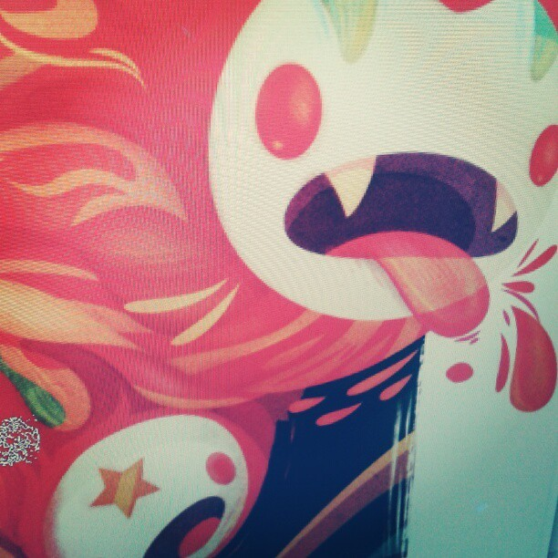 Sneak peek #wip  (Taken with instagram)