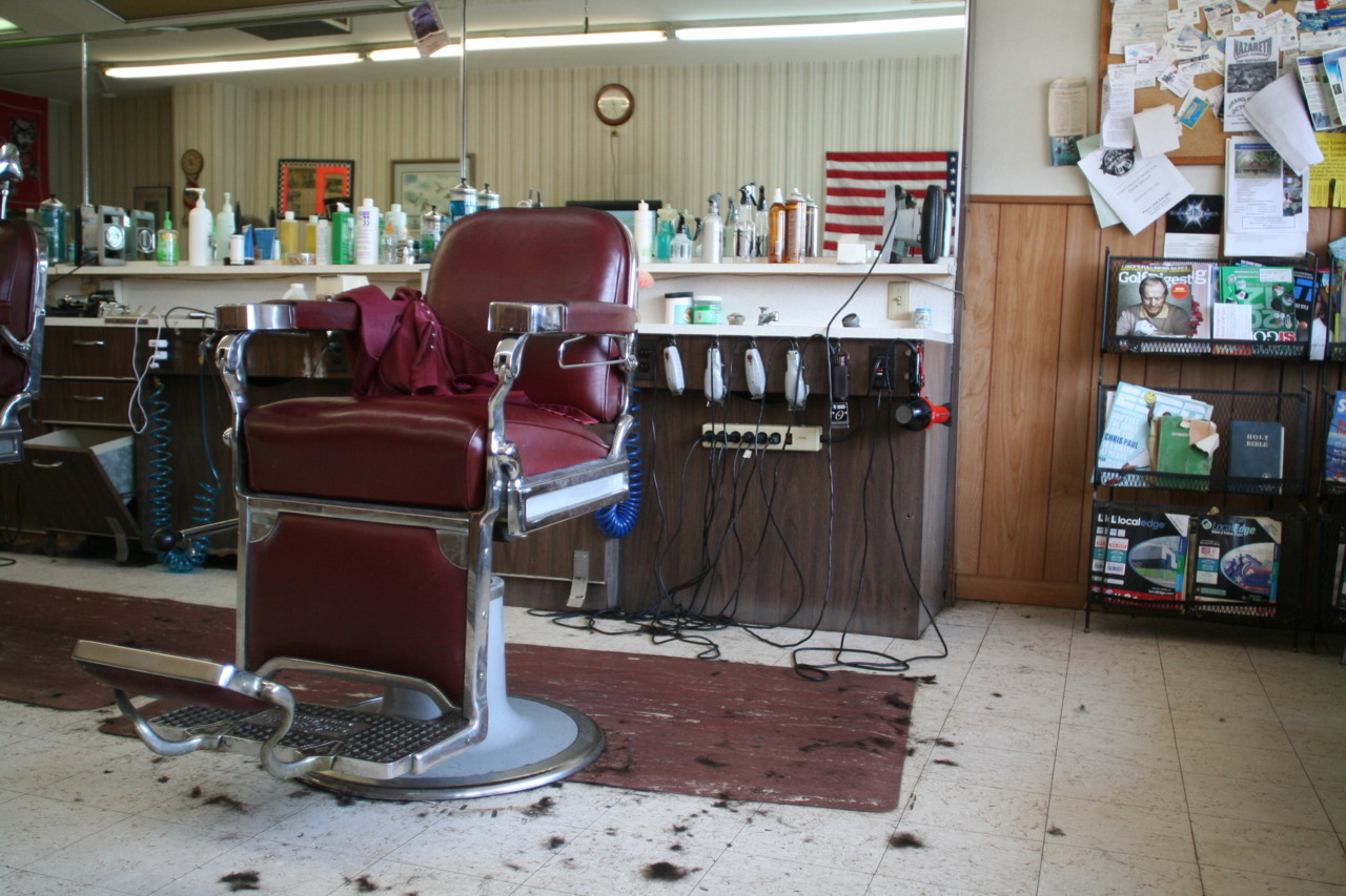 Gene's Barber Shop - Greensboro, North Carolina These are a few of my favorite shots from a project I did in photojournalism last semester.  Gene's is one of those establishments that when you take your first step inside, you know you're in the right place. I found them while doing a Google search for an actual barber shop instead of a hair salon. The reason being because the place I was going to before was charging me about $25 a visit and I didn't feel like I was getting what I was paying for. The reviews couldn't have been better. Some guys mentioned they've been getting their hair cut at Gene's since they were kids, and now they take their sons there. I had to check this place out, it sounded perfect. I made my appointment for the next day and it was the best thing I've ever done for the little bit of hair I still have on top of my head. Not only did I receive a great haircut, but also a beard trim, a warm-lathered straight-razor neck shave and a massage. I'll just say that it made the rest of my day, no, week better. Oh, and did I mention they have an old Coca-Cola fridge that's filled with glass-bottled Coke and Orange Crush? This place has history in every corner and that's what I was trying to capture. You can watch the final piece on Vimeo here. Hope you enjoy it as much as I did creating it! -Jason