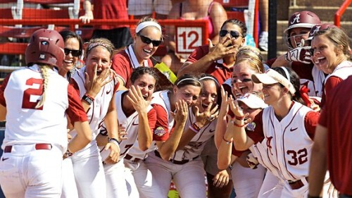 Congrats to the Alabama Women's Softball team for bringing home the 4th National Championship of the year! Not to mention, the first WCWS SEC title. Good job, ladies! ROLL TIDE.