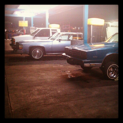 Late night wash (Taken with instagram)