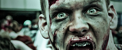 How would geopolitical theories address a zombie apocalypse? That's the question asked here by Daniel W. Drezner.   It's an interesting and comic look at the political theory and how even something insane and outlandish can be addressed in realist, liberal or neoconservative terms.   http://www.foreignpolicy.com/articles/2010/06/21/night_of_the_living_wonks?page=full