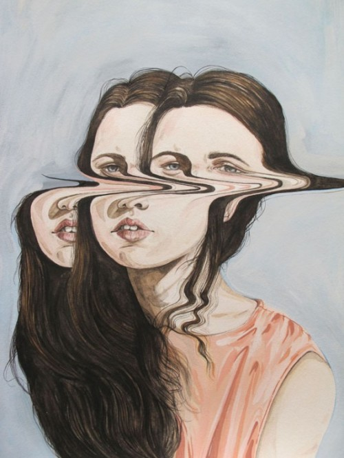 HENRIETTA HARRIS'S DRIFTING FACES