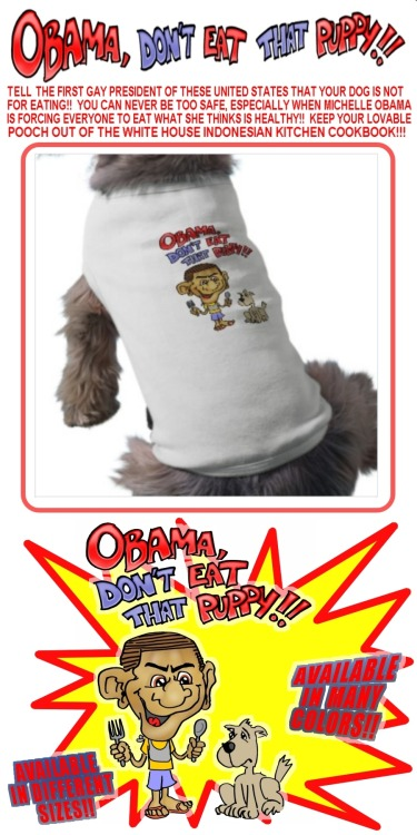 PROTECT YOUR POOCH FROM OUR POTUS!!! Don't come crying to the sooper mexy when little orange yeller is missing a leg or his rump has become a roast at the White House. I warned you!!!