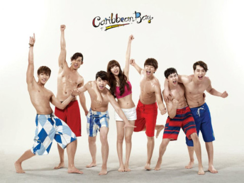 khunhvkul:  2PM - Caribbean Bay  (Via:_chanS2)