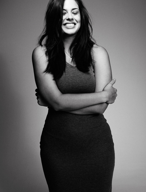 MODEL WE LOVE: Ashley Graham (Ford Model - Size 16) Photo by Michael Schwartz for Madison Plus For more full-figured fashion inspiration, please visit our page CURVY GAL PH. Join the Curvy Revolution, because being curvy is beautiful!