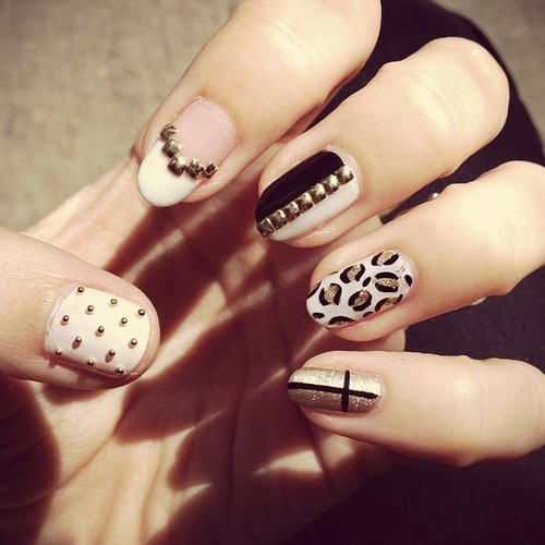 ayealiya:  i want to do this to my nails