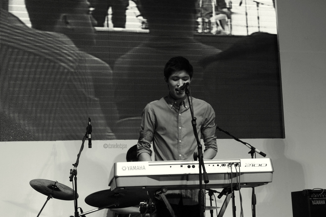 June 6, 2012 Ace Libre Never The Strangers Vocalist/Keyboardist