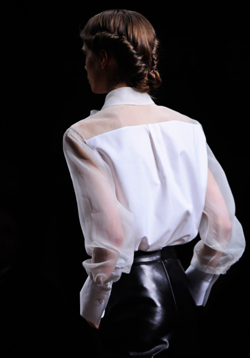 styledecorum:  VALENTINO fall 2012