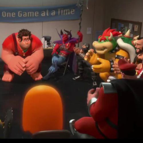 totalfilm:  First trailer for Wreck-It Ralph: watch now Wreck-It Ralph has released a first trailer online, in which John C. Reilly competes for space with some of the most iconic video-game characters ever created!