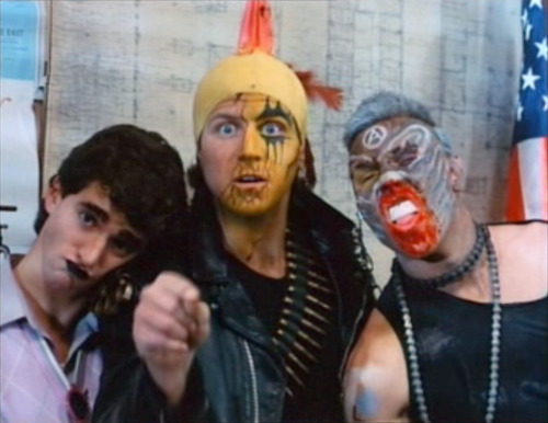 Class Of Nuke 'Em High Punks