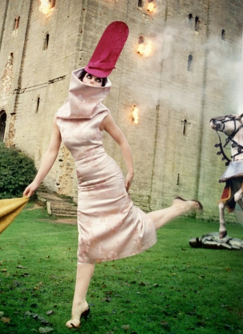 Isabella Blow by David Lachapelle