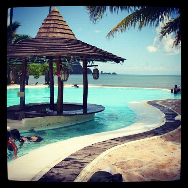 Caluwayan Resort ~ Ain't it a beauty? (Taken with instagram)
