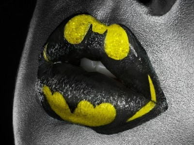 Bat Kiss by Jonathan Knowles