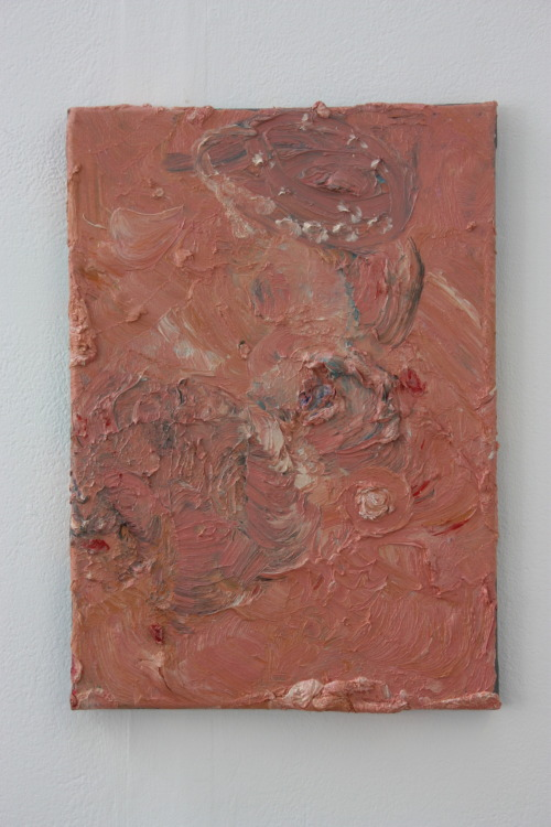 Fleshy Mess 2012 25 x 36cm Oil on canvas amandadoranartist@gmail.com