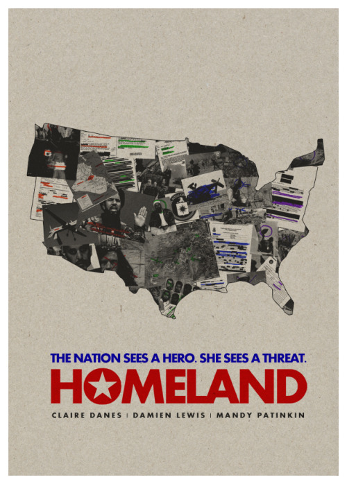 Homeland by Forge Design Works