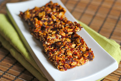 fruit and cereal bars (diet-friendly, vegan, gluten-free optional) click here for recipe