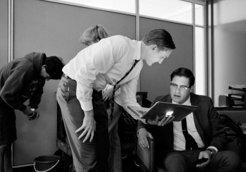 Mad Men behind the scenes by James Michin III. I LOVE ALL OF THESE.