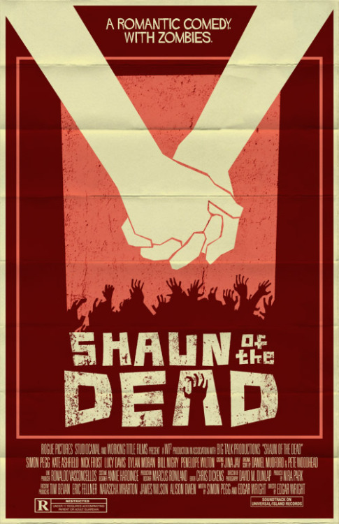 Shaun of the Dead by Mark Welser