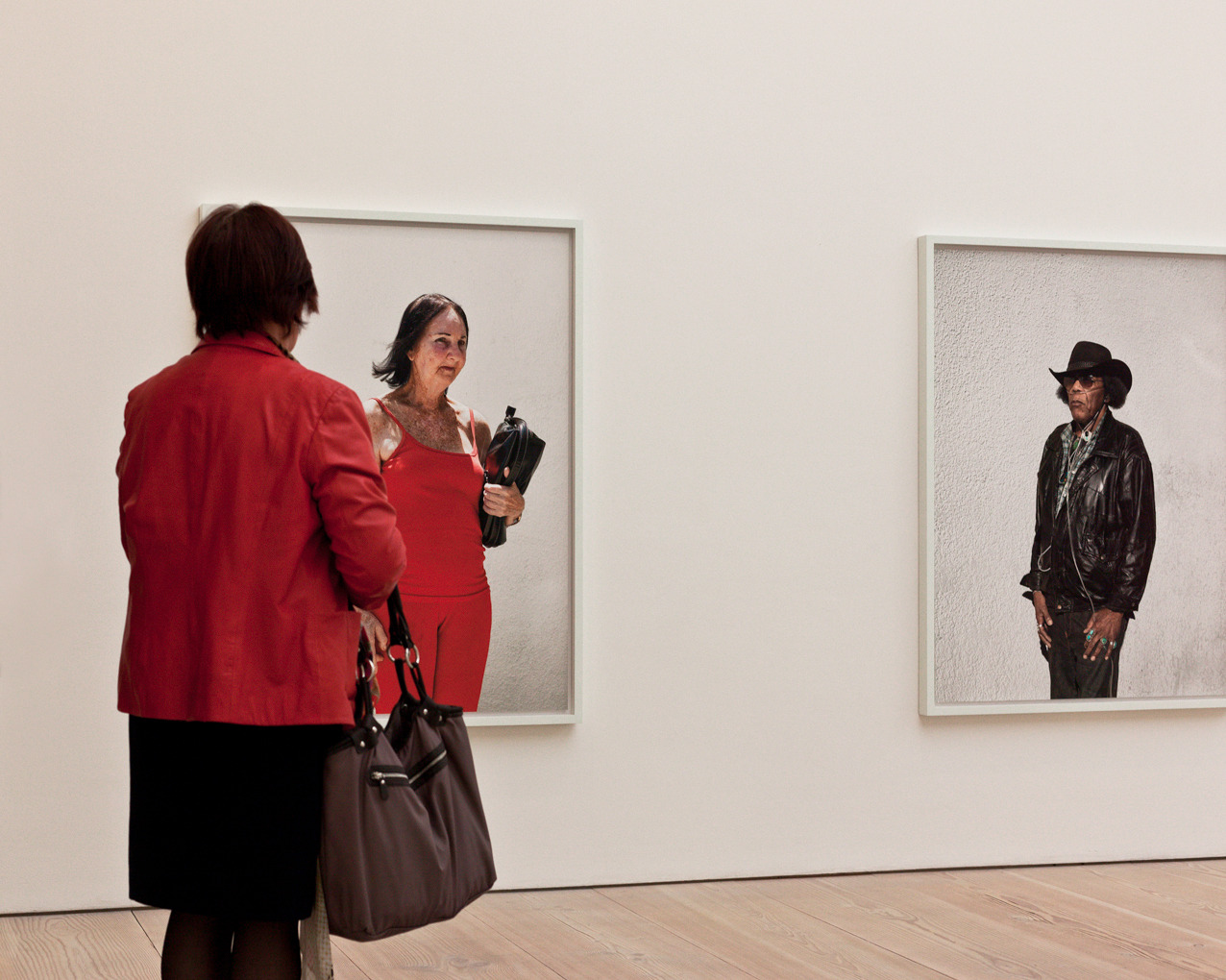 Saatchi Gallery, 'Out of Focus' exhibition