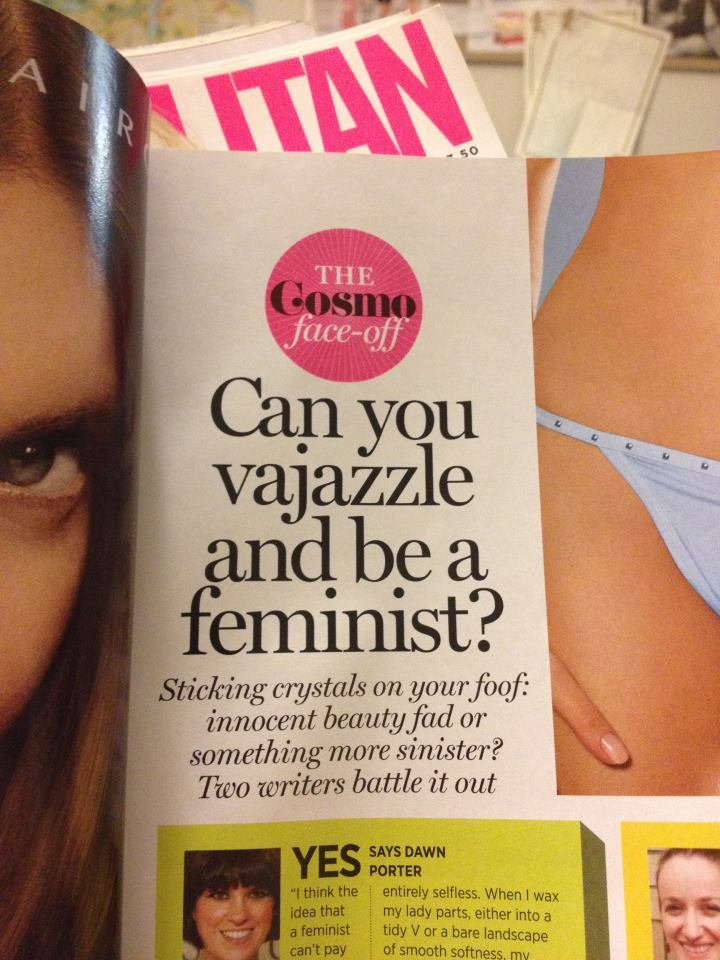 cosmopolitan asks the tough questions