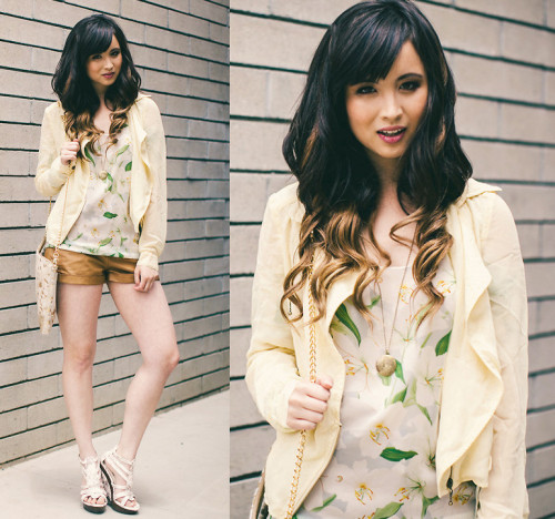 Sheer Floral Perfection (by Chesley Tolentino)
