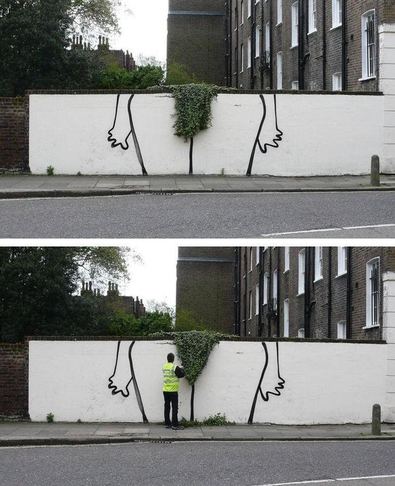 remember ladies and gentlemen, a trimmed hedge is a good hedge. Don't let it get too out of control.