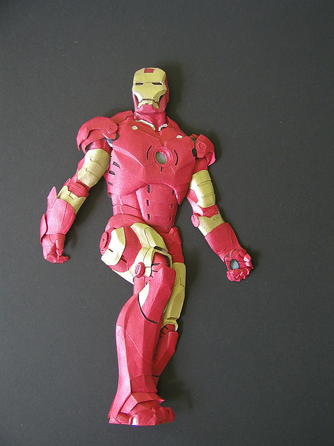 Incredible paper creations by Cheong-ah Hwang http://abduzeedo.com/amazing-paper-artworks-cheong-ah-hwang