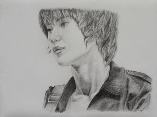 Taeminie ^^ Fan Art by HailieM