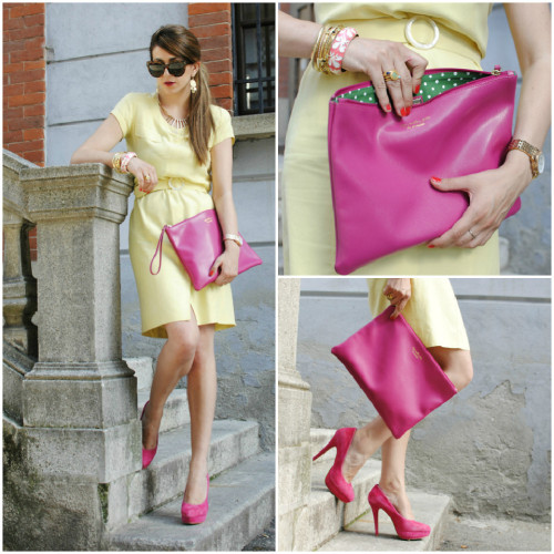 Yellow and Pink ♥  (by Nicoletta Reggio)