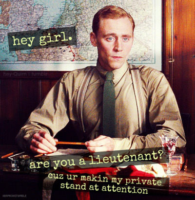 of all the hey girls, captain nicholls' will always be my favorite xD