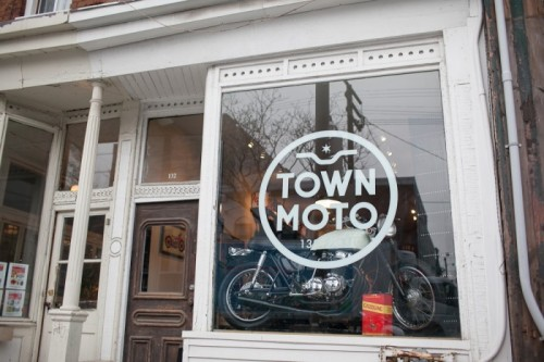 town moto132 ossington avenue(design & photo: town moto)may 2012