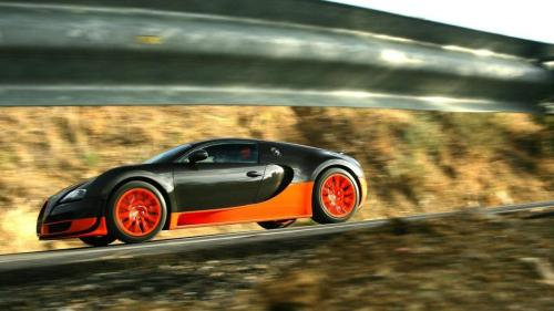 automotivated:  Bugatti Veyron Super Sport