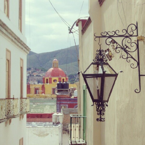 #ThrowbackThursday : #Guanajuato, #Mexico   (Taken with instagram)