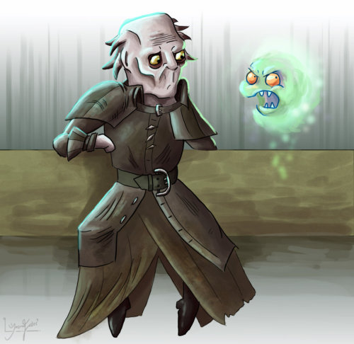 Is he not adorable? ^_^ The Helot + the Duke :Chibi Primal: by *YasminFoster
