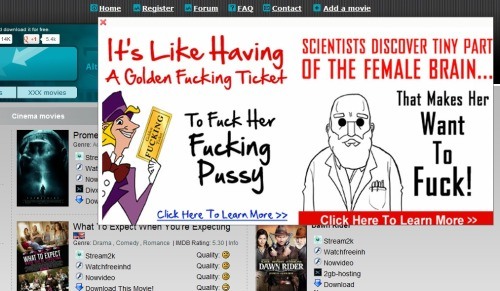 Pop-up ads, you never seize to amaze me.